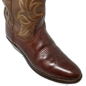 Laredo Womens Kadi Western Cowgirl Boots Size 6.5M